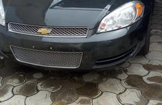 New Foreign Cheverolet Impala 2012 Gray for sale