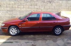 Clean Peugeot 406 2000 Red for sale