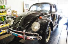 22-mile 1964 Volkswagen Beetle put on sale for a steep price of N390m