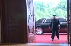 Kim Jong Un gets Rolls-Royce Phantom as new official presidential vehicle
