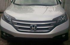 2015 Honda CR-V Silver for sale