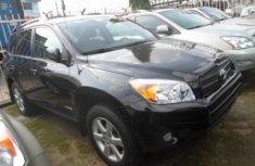 Toyota RAV4 2010 Black for sale