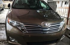 2015 Brown Toyota Venza for sale