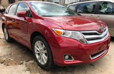 2014 Red Toyota Venza for sale