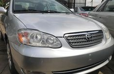 2005 Silver Toyota Corolla for sale