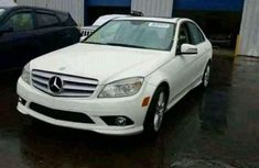 2015 Tokunbo Mercedes Benz C300 White for sale