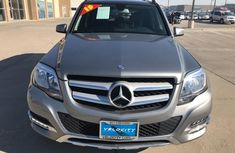 2015 Mercedes Benz GLK350 4MATIC0 Silver for sale