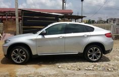 BMW X6 2014 Silver for sale