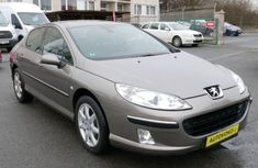 2006 Peugeot 407 Grey for sale
