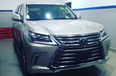 Lexus Lx570 2017 Gold for sale
