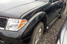 Nissan Pathfinder 2007 Black for sale