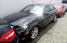 Mercedes-benz C300 4matic 2013 Black