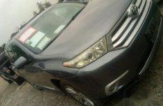 Toyota Hihglander 2012 Gray for sale