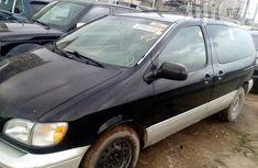 Toyota Sienna 1998 Black for sale