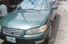Toyota Camry 2002 Green for sale
