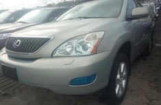Lexus Rx330 2005 Silver for sale
