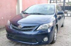 Toyota Corolla 2010 Blue for sale