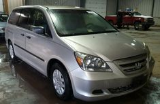 Honda Odyssey 2007 Silver for sale