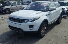 Range Rover 2011 White for sale