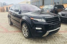 Range Rover 2015 Black for sale
