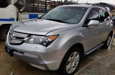 Acura MDX 2009 Silver for sale