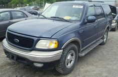 Ford Expendition 2000 Blue for sale