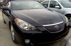 Black Toyota Solara 2008 for sale