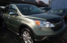 Honda CRV 2010 Silver for sale