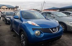 Nissan Xterra 2010 Blue for sale