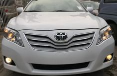 2008 White Toyota Camry for sale