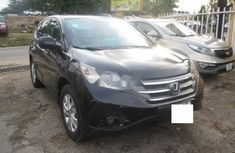 Black Honda CRV 2010 for sale