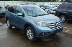 Blue Honda CRV 2010 for sale