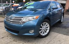 2009 Blue Toyota Venza for sale