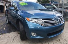 2012 Blue Toyota Venza for sale