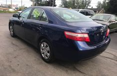 2007 Blue Toyota Camry for sale