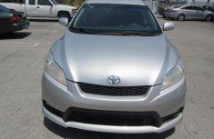 2010 Silver Toyota Matrix for sale
