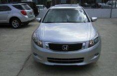 Honda Accord 2008 Silver for sale