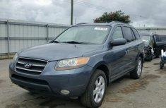 2007 Hyundai Santa Fe Grey for sale