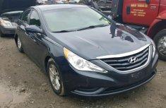2012 Hyundai Sonata Blue for sale