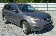 2011 Hyundai Santa Grey for sale