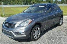 2017 Infinity Qx50 Grey for sale