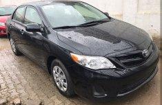 2011 Black Toyota Corolla for sale