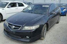 Acura TXS 2008 Grey for sale