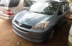 2006 Silver Toyota Sienna for sale