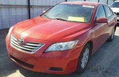 Toyota Camry 2007 Red for sale