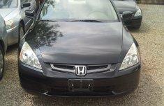 Honda Accord 2005 Black for sale