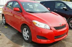 2005 Red Toyota Matrix For Sale