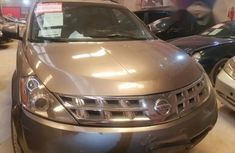 Nissan Murano 2006 Gold for sale
