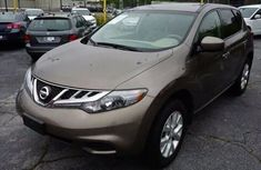 Nissan Murano 2012 gray for sale