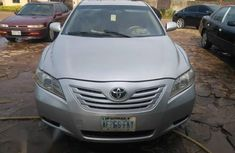 Toyota Camry LE 2007 Silver for sale